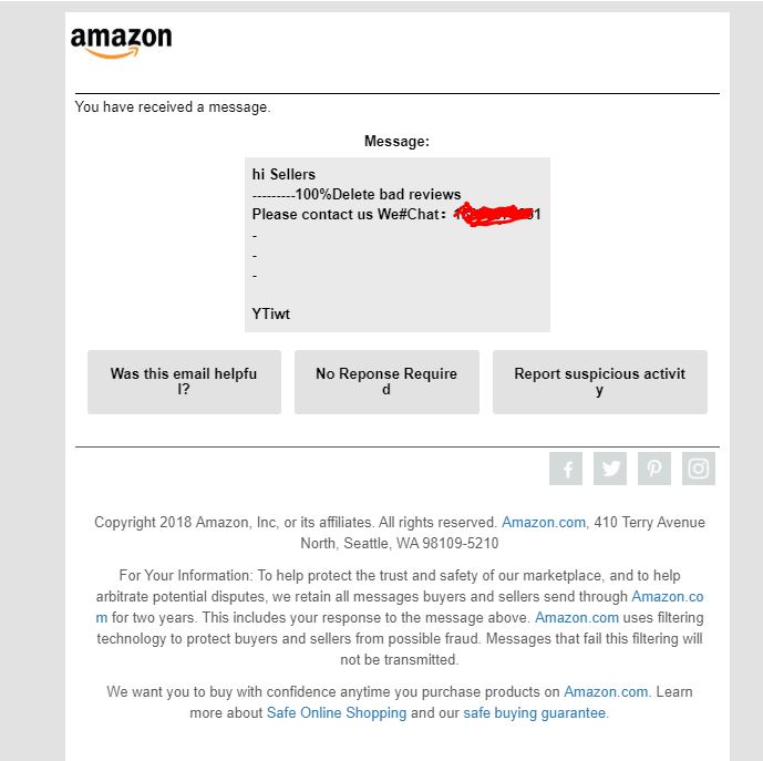 Seller Able To Remove Valid Negative Feedback How General Selling Questions Amazon Seller Forums