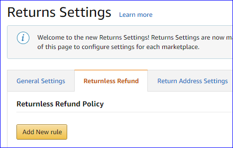 Amazon keeps doing return - less refunds I need them to STOP - Order  Management, Shipping, Feedback & Returns - Amazon Seller Forums