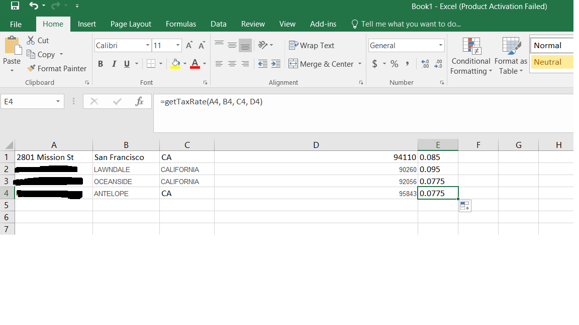 How To Figure Out Sales Tax >> Trying To Figure Out How To File Sales Tax With Ca Correctly